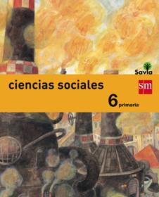 Ciencias Sociales 6 Primaria SM SAVIA PDF Solucionario