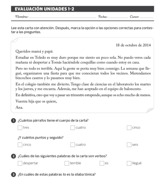 Material Fotocopiable Lengua 3 Primaria SM SAVIA PDF