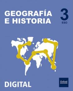 Solucionario del libro Solucionario Geogragia e Historia 3 ESO Oxford Educacion PDF