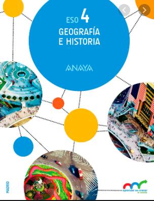 Solucionario Geografia e Historia 4 ESO Anaya PDF