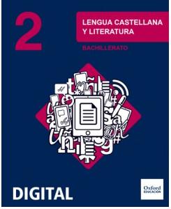 Solucionario Lengua Castellana y Literatura 2 Bachillerato Oxford Inicia Dual