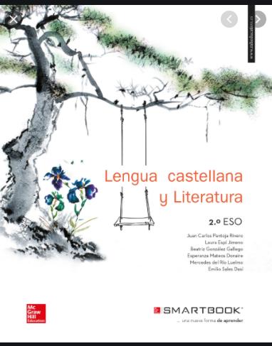 Solucionario Lengua Castellana y Literatura 2 ESO Mc Graw Hill