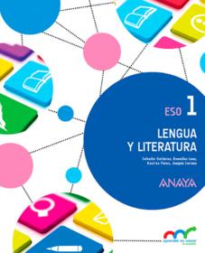 Libro del Profesore 1 ESO Anaya Lengua y Literatura