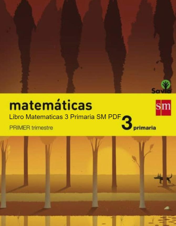 Solucionario Matematicas 3 Primaria SM SAVIA