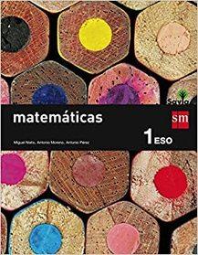 Matematicas 1 ESO SM SAVIA Ejercicios Resueltos
