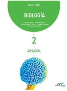 Solucionario Biologia 2 Bachillerato Anaya
