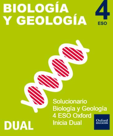 Ejercicios Resueltos Biologia y Geologia 4 ESO Oxford