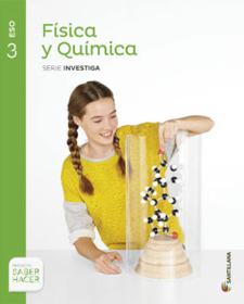 Solucionario Fisica y Quimica 3 ESO Santillana