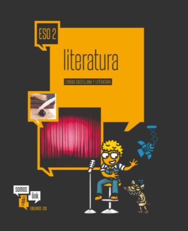 Solucionario Lengua Castellana y Literatura 2 ESO Edelvives SomosLink
