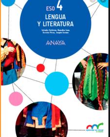 Solucionario Lengua Castellana y Literatura 4 ESO Anaya PDF