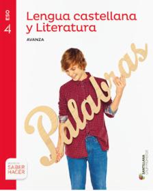 Solucionario Lengua Castellana y Literatura 4 ESO Santillana