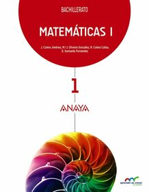 Solucionario Matematicas 1 Bachillerato Anaya