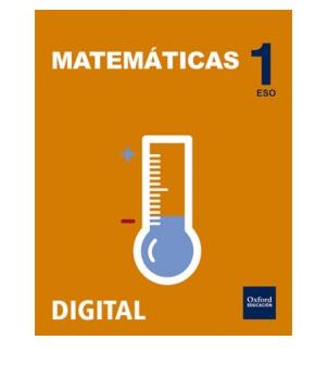 Solucionario Matematicas 1 ESO Oxford Inicia Dual PDF