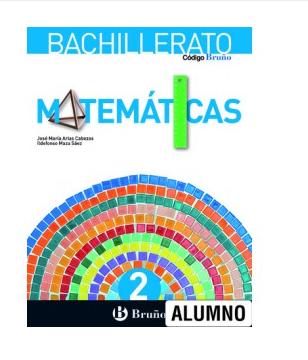 Solucionario Matematicas 2 Bachillerato Bruño