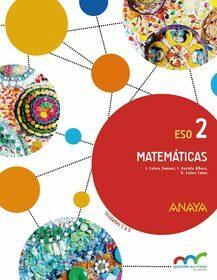Solucionario Matematicas 2 ESO Anaya