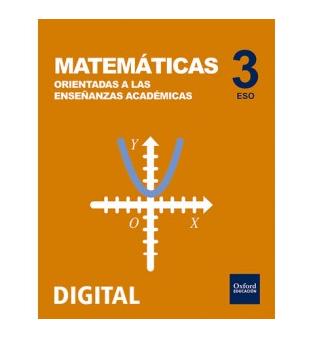 Solucionario Matematicas Academicas 3 ESO Oxford PDF