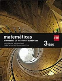 Solucionario Matematicas Academicas 3 ESO SM SAVIA PDF
