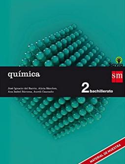 Solucionario Quimica 2 Bachillerato SM