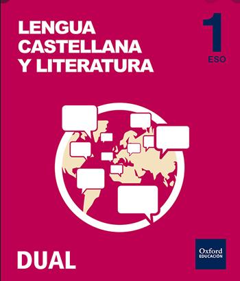 Solucionario Lengua Castellana y Literatura 1 ESO Oxford Inicia Dual PDF