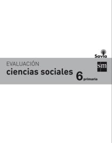 Evaluacion Ciencias Sociales 6 Primaria SM