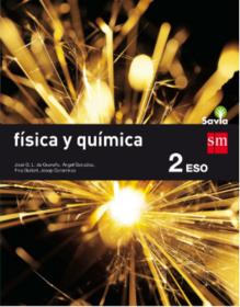 Fisica y Quimica 2 ESO Ejercicios Resueltos PDF SM Savia