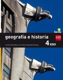 Solucionario Geografia e Historia 4 ESO SM SAVIA PDF