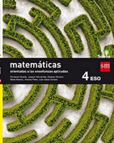 Solucionario Matematicas Aplicadas 4 ESO SM SAVIA PDF