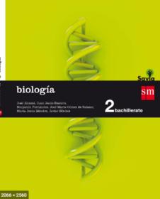 Solucionario Biologia 2 Bachillerato SM