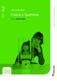 Fisica y Quimica 2 Eso Ejercicios Resueltos PDF Santillana