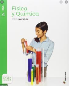 Solucionario Fisica y Quimica 4 ESO Santillana