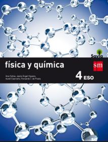 Solucionario Fisica y Quimica 4 ESO SM
